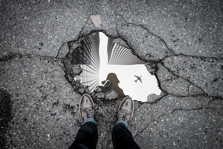 reflectie fotografie